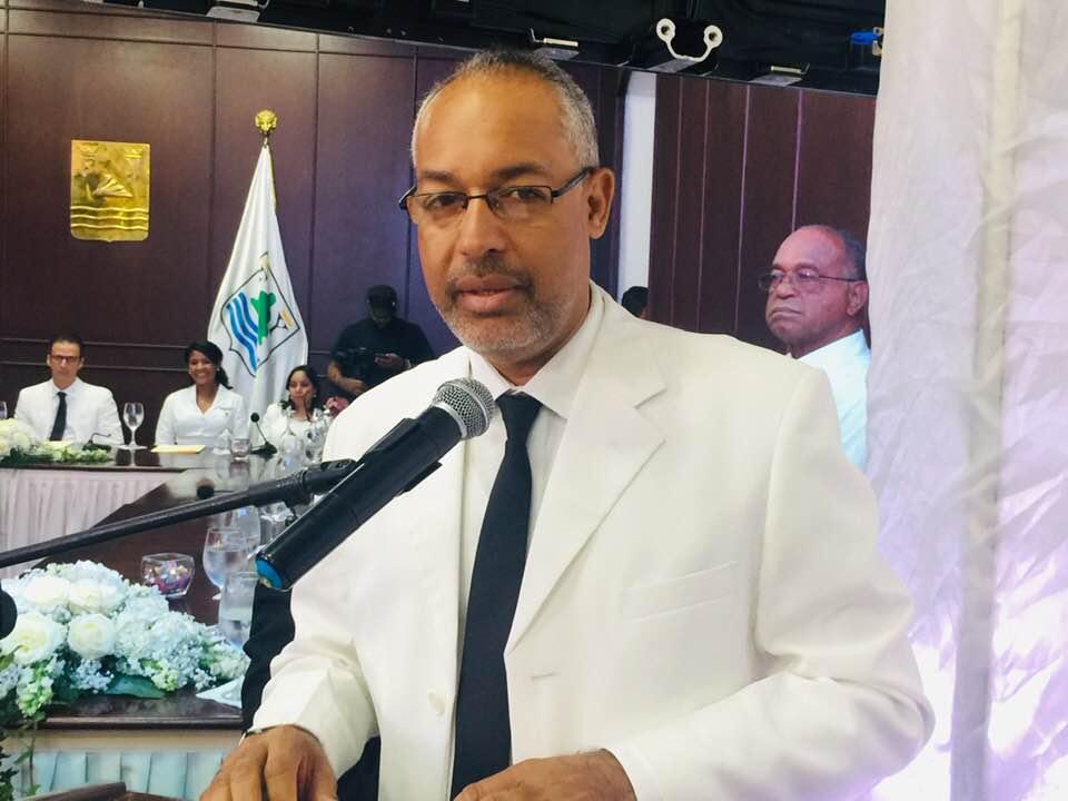 Presidente de Concejo de Regidores de Puerto Plata presenta principales acciones durante período 2018-2019